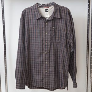 The North Face Button Down Shirt Large